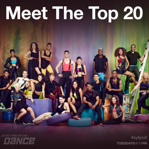 SYTYCD Season 10 Cast
